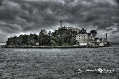 The specter of Alcatraz