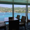 Best lunchtime view of the entire cruise