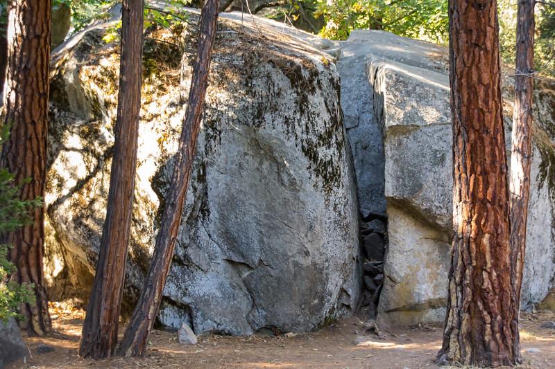 Boulders!