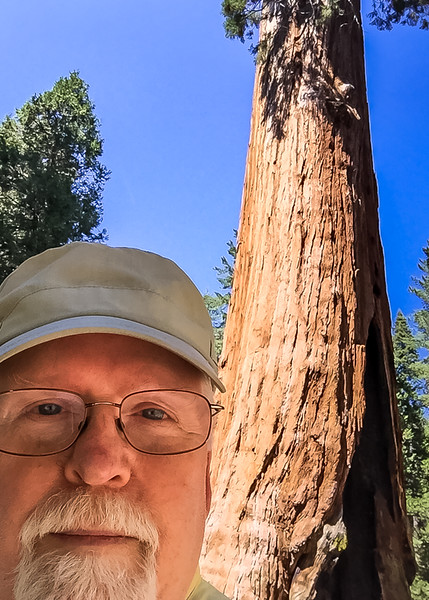 General Grant Tree and Me!