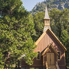 Yosemite Valley Chapel