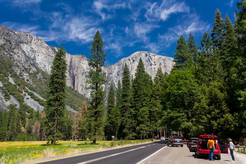 Bridalveil Meadow - Yosemite Valley