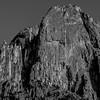 Sentinel Rock (B&W)