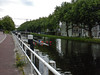 Sights on the way to the station. A quiet day to crew in Delft.