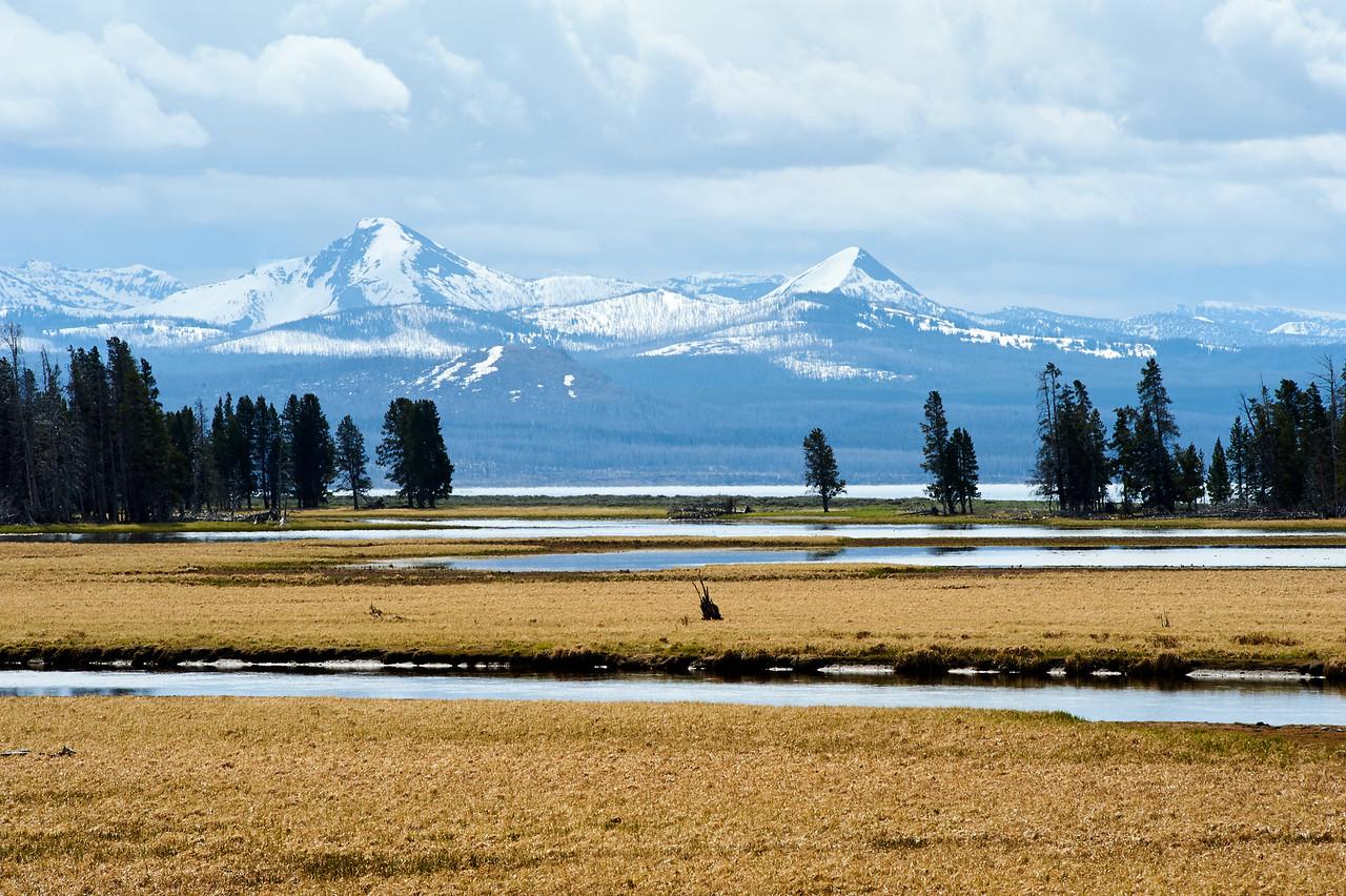 Yellowstone and Montana