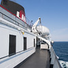 SS Badger ferry heading to MIchigan