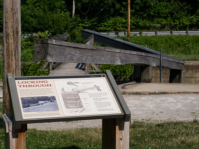 Canal lock (defunct), Cuyahoga Valley National Park