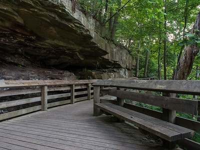 Brandywine Falls trail, Cuyahoga Valley National Park