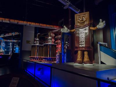 Hershey Chocolate World tour
