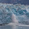 Calving, Hubbard Glacier