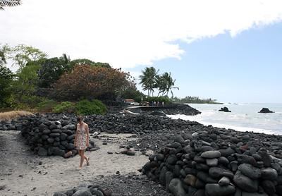 West coast of Big Island