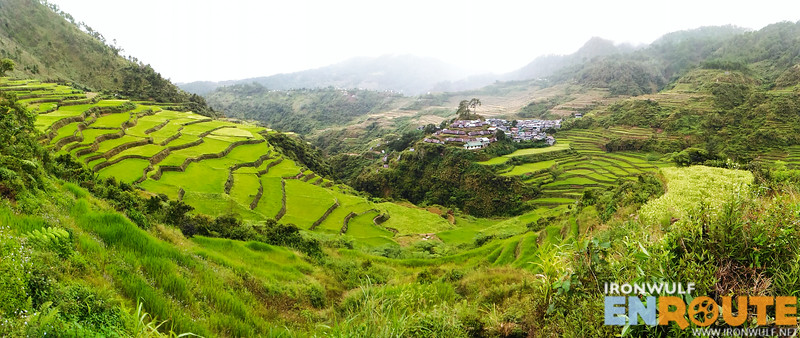 The panorama from Chagachag