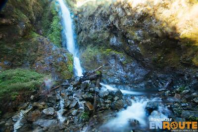 Hamuyyo Waterfalls