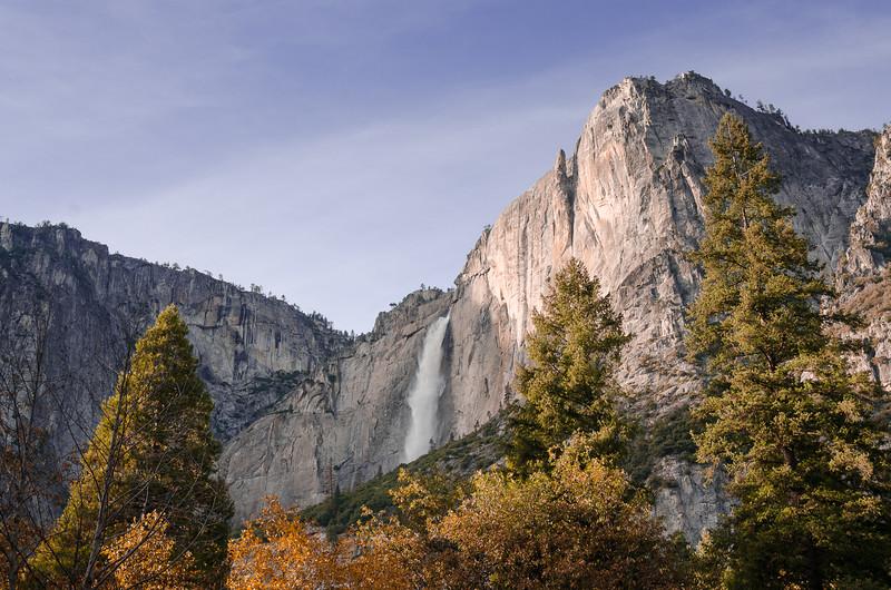 Yosemite - Upper Yoesmite Falls