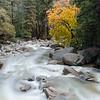 Yosemite - Yosemite Falls out flow