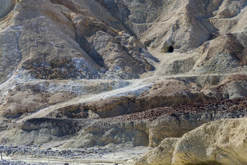 Death Valley - Abandon mine