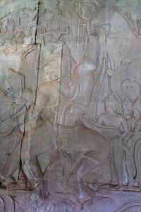 Hanuman - Angkor Wat, Cambodia