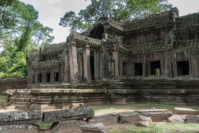 East entrance gate, Angkor Wat, Cambodia