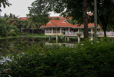 Sofitel hotel, Siem Reap.