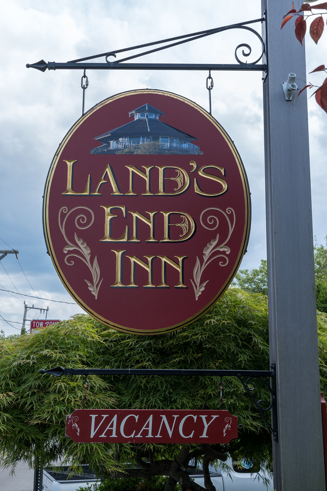 Land's End Inn, Provincetown, Cape Cod.