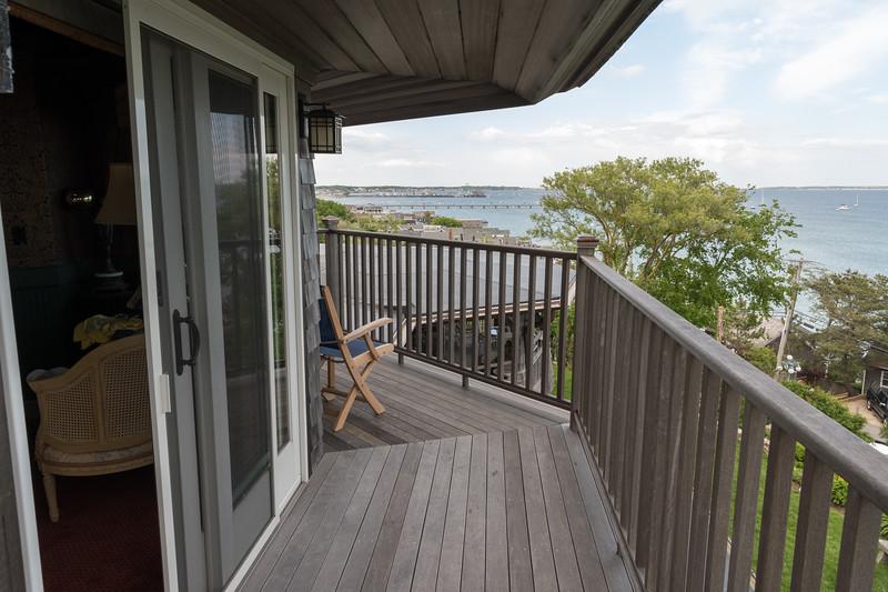 Land's End Inn, Provincetown, Cape Cod.