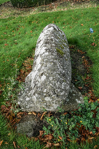 Ancient Viking Tomb Marker