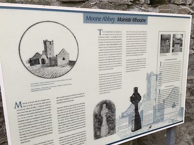 Info about Moone Abbey Cross