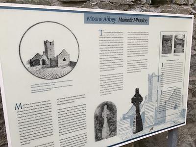 Info about Moone Abbey Cross