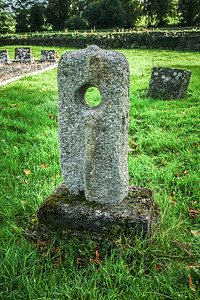 Swearing Stone at Castledermot