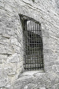Cong, Ireland: Cong Abbey