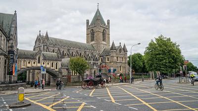 Christ Church Cathedral, Dublin, Ireland Christ Church Cathedral, Dublin, Ireland