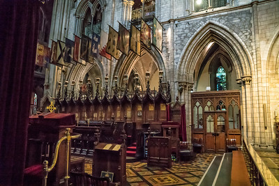 St. Patrick's Cathedral, Dublin, Ireland