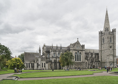 St. Patrick's Cathedral, DubllinSt. Patrick's Cathedral, Dublin, Ireland