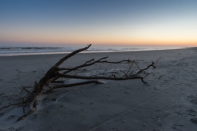 Sunset at Kiawah.