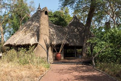 Dining area - Ndarkwai Ranch, Tanzania