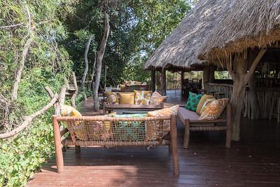 Bar and dining area - Ndarkwai Ranch, Tanzania