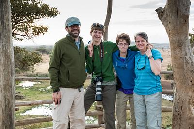 Kaliski family - Ndarkwai Ranch, Tanzania