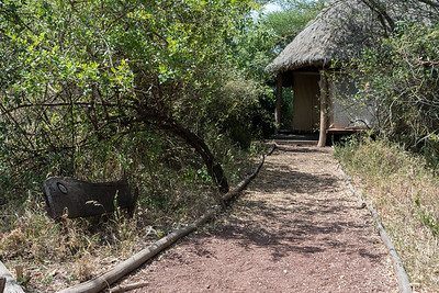 Guest bungalow - Ndarkwai Ranch, Tanzania