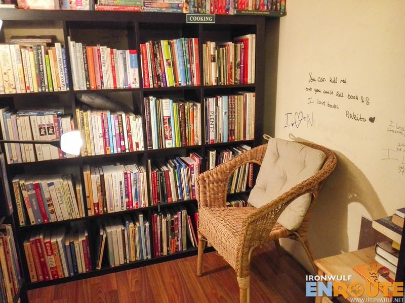 Another reading nook