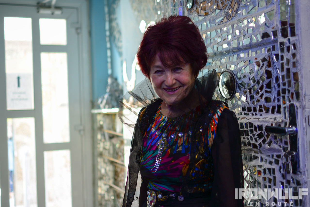 Portrait of Lidia Qattan