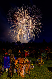 Lacey Fireworks