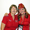 August - National 20 & 4 Convention, with Denise Rohan, leading Candidate for Legion National Commander, 2017-2018