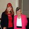August - National 20 & 4 Convention, with Stella West, fellow Past National Director