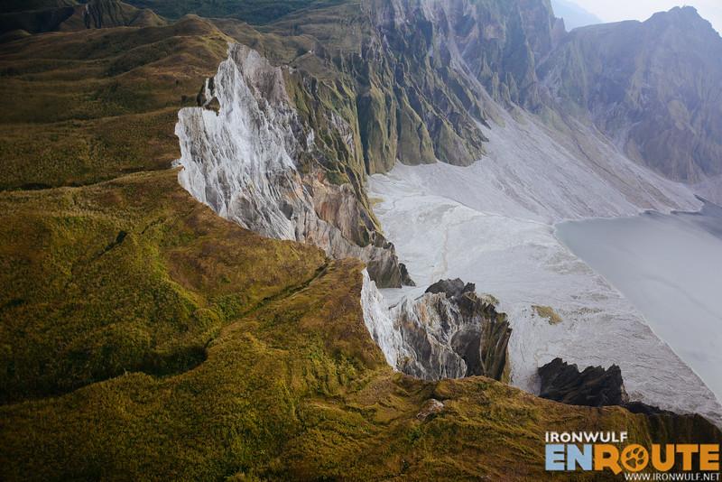 Fragile cliffs