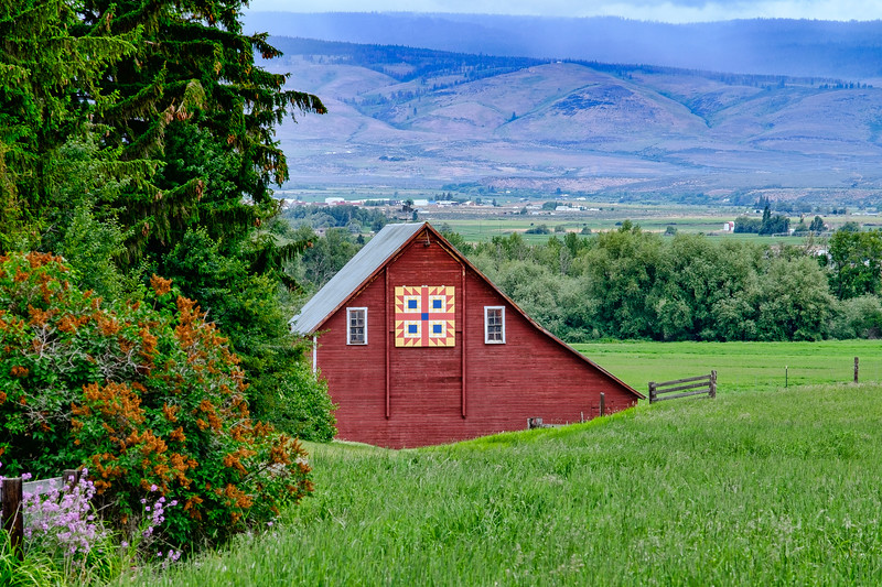 Quilt Barn - Thorp, Washington