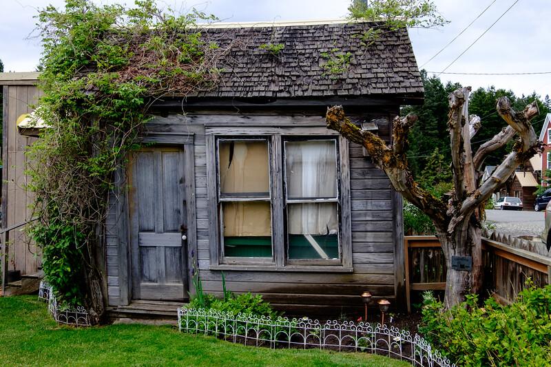 Tiny House, Roslyn, Washington