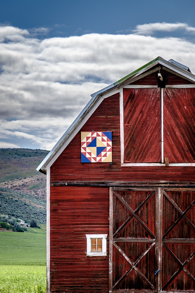 Quilt Barn Eastern Washington