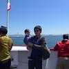 Golden Gate Bridge, Alcatraz Island