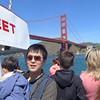Taking ferry
