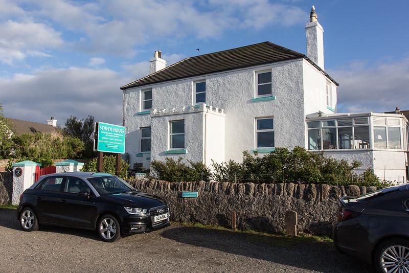 Staffa House B&B, Fionnphort, Isle of Mull